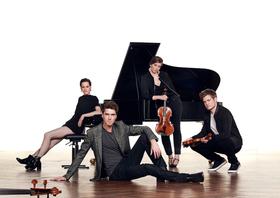 Bild: 331. Museumskonzert: Notos Quartett - Leidenschaftlich