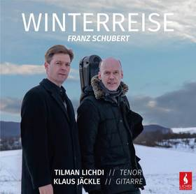 Bild: Franz Schubert: Winterreise D 911 - Fassung für Tenor und Gitarre