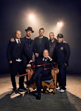 Bild: Nils Landgren Funk Unit - Unbreakable Tour 2018
