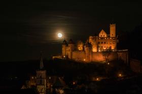 Bild: Rum Tasting auf Burg Wertheim -
