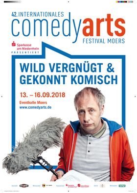 Bild: Internationales ComedyArts Festival