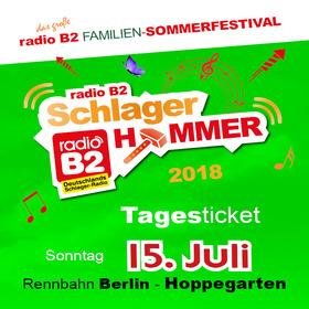 Bild: Kat. II - Sitzplatz / Tribüne II (Sonntag)