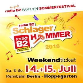 Bild: Wochenend-Ticket Kat. I - Stehplatz / Flanierkarte