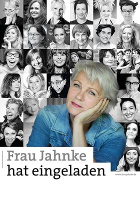 Bild: Internationales ComedyArts Festival Moers 2018 - Tagesticket Gerburg Jahnke: Frau Jahnke hat eingeladen