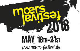 moers festival 2018 - Festivalkarte (18. - 21. Mai 2018)