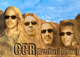 Bild: CCR Revival Band - Absolutley Live