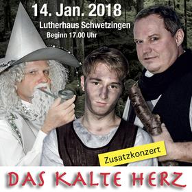Bild: DAS KALTE HERZ - MUSICAL - Frei nach dem gleichnamigen Märchen von Wilhelm Hauff