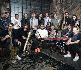 Electronic Circus feat. Jazzrausch Bigband - Djs Lukas Koch & Oliver Sudden