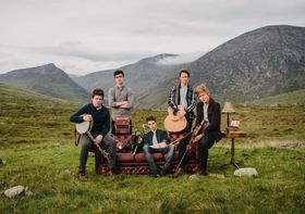 Bild: Cúig - Cutting edge Irish Music