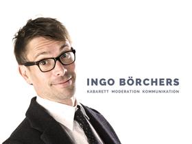 "Bild: Kabarett: Ingo Börchers ""Ferien auf Sagrotan"""