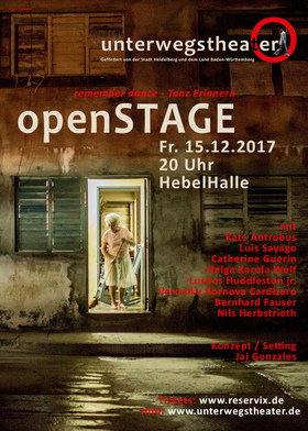 Bild: Open STAGE - remember dance Tanz Erinnern