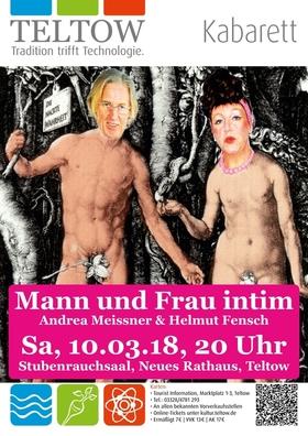 Bild: Mann und Frau intim - Nichts als die nackte Wahrheit!