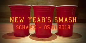 New Year´s Smash - Red Cup Party