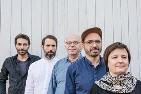 Bild: Roman Schuler extended Trio & Bahur Ghazi´s Palmyra - Doppelkonzert im Rahmen der Internationalen Kulturbörse Freiburg 2018