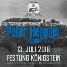 Bild: Peter Heppner und Band