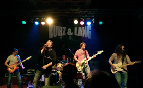 Bild: Kurz & Lang & Cottonmen Blues Band