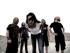 Bild: Metal Bang - Cripper; Dawn of Disease; Support