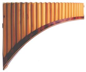 Bild: Dozentenkonzert des Panflötenkurses der Musikakademie Alte Mühle Bellersen