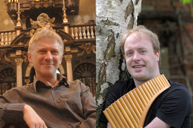 Bild: Virtuose Panflöte - Panflöte und Orgel (Schlubeck / Michiels)