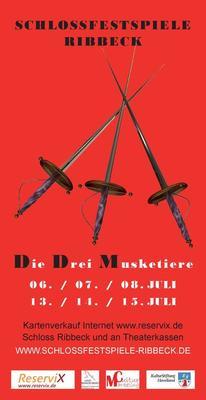 Bild: Die Drei Musketiere - Premiere