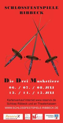Bild: Die Drei Musketiere