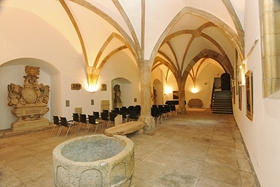 Bild: Die Wettiner im heiligen Land - Vortrag von Dr. André Thieme über die wettinischen Pilgerreisen im späten 15. Jahrhundert