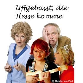 Bild: Uffgebasst, die Hesse komme - mit Hilde aus Bornheim, Jürgen Leber und den Queens of Spleens