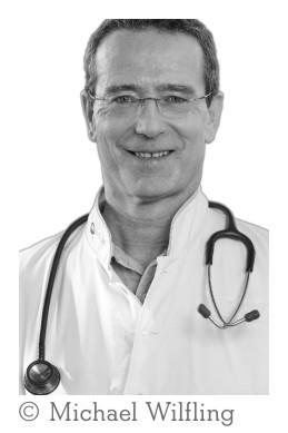 Bild: »Sprechstunde« mit Dr. Matthias Riedl