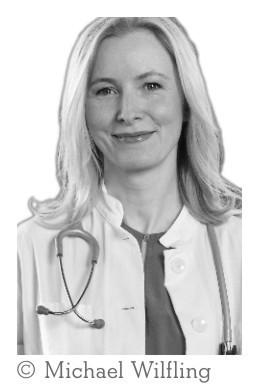 Bild: »Sprechstunde« mit Dr. Anne Fleck
