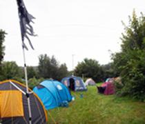 Bild: 15. Feuertal Festival - Campingticket