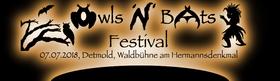 Owls´n´ Bats Festival - Die Eulen und Fledermäuse feiern wieder