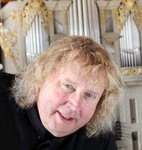 """Bild: Orgelkonzert mit Matthias Eisenberg - """"Frühling lässt sein blaues Band.."""""""