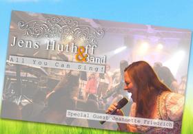 Bild: Pfalzwiesen - Jens Huthoff & Band