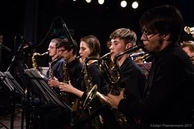 Bild: Jazz in der Osternacht