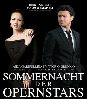 Bild: Sommernacht der Opernstars - Aida Garifullina & Vittorio Grigolo