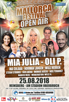 Bild: Mallorca Open Air Festival