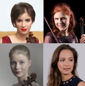 Bild: Eröffnungskonzert • Internationales Violinfestival junger Meister 2018