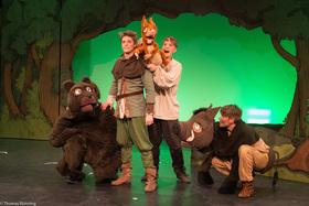 Bild: Theater Lichtermeer - Robin Hood Junior