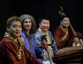 Bild: Sedaa - Mongolischer Obertongesang trifft orientalische Musik