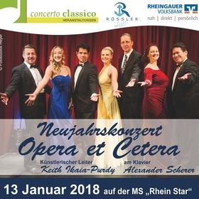 Bild: Neujahrskonzert - 5 Jahre Concerto Classico