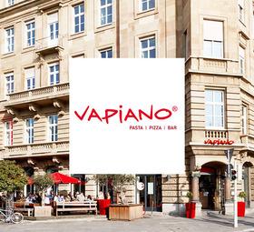 Bild: Stammtisch im Vapiano Mannheim (bis 40-55 Jahre)