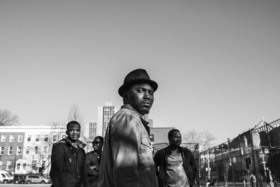 Songhoy Blues /  Témé Tan (Support) - STIMMEN 2018