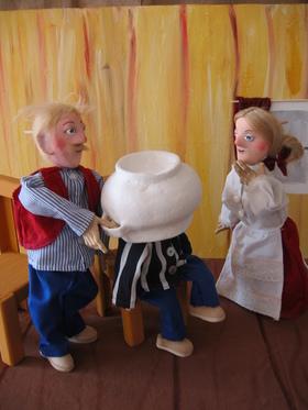Bild: Puppenparade Ortenau: Immer dieser Michel