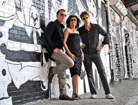 Bild: bossarenova trio: Paula Morelenbaum - Joo Kraus - Ralf Schmid
