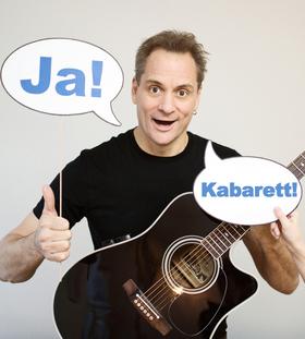 Bild: JA!n Jahn - das etwas andere Kabarett