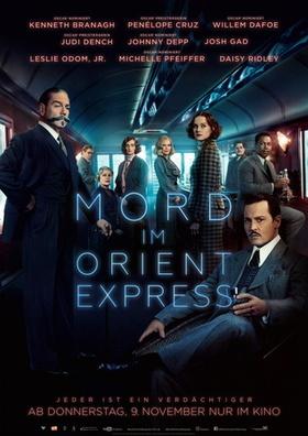 Bild: Mord im Orient Express (deutsche Fassung in 70mm Projektion)