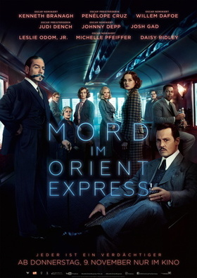 Bild: Mord im Orient Express (englische Fassung mit deutschen Untertiteln in 70mm Projektion)