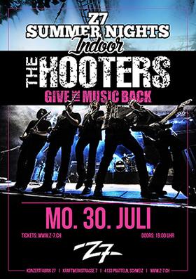 Bild: THE HOOTERS - Z7 SUMMER NIGHTS INDOOR