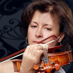 Bild: Bad Saarower Kammermusikkonzerte                                      mit Elizabeth Balmas (Violine), Hendrik Heilmann (Klavier)
