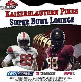 Bild: Kaiserslautern Pikes Super Bowl Lounge